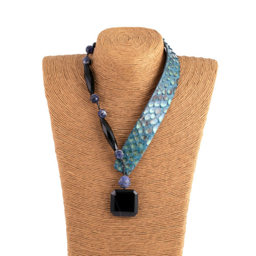 Collana blueblack